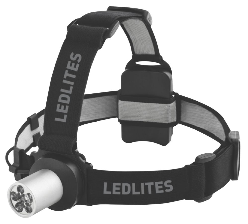 LEDlenser E41 LED Headlamp 3 x AAA