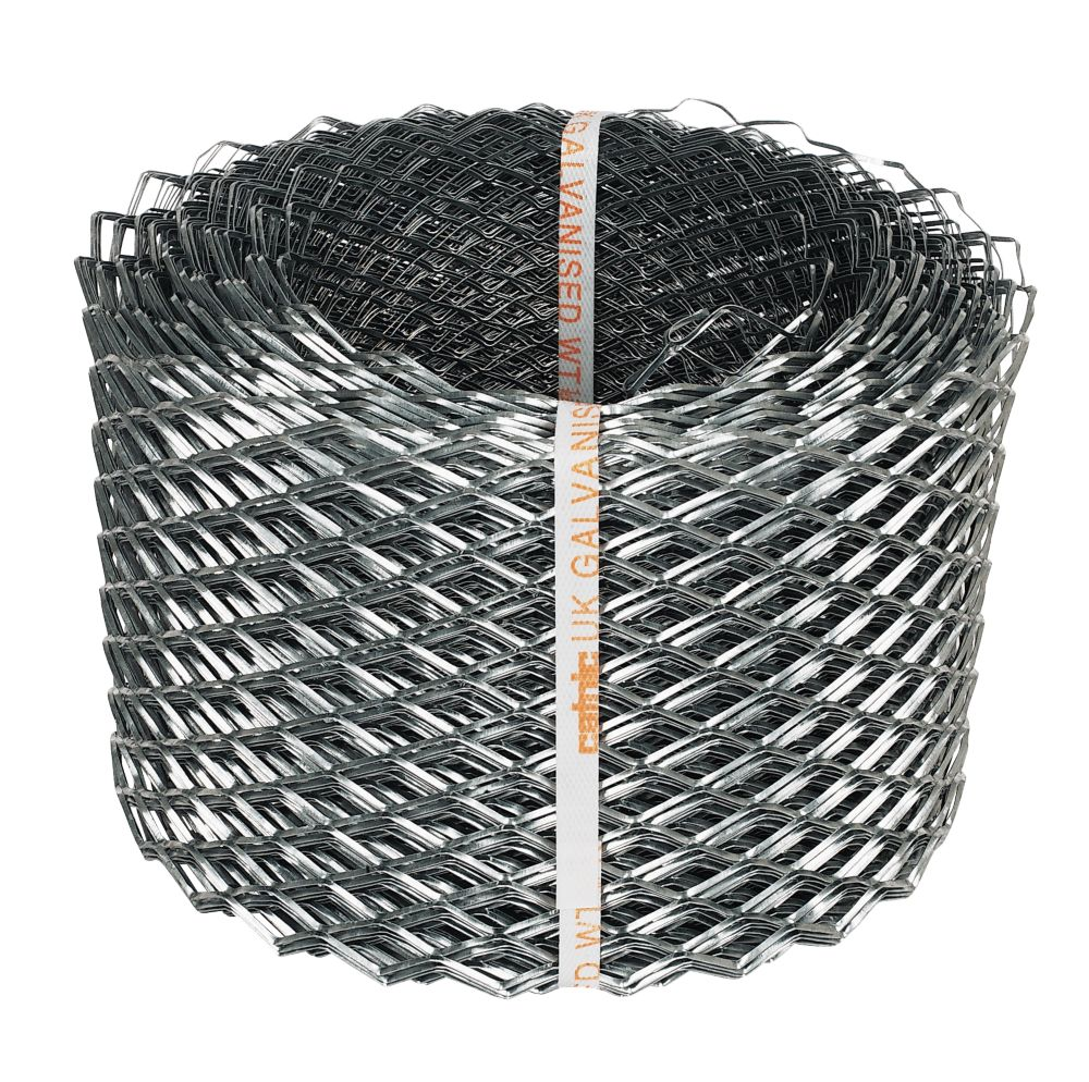 Sabrefix Brick Reinforcing Coil Galvanised DX275 20m x 175mm