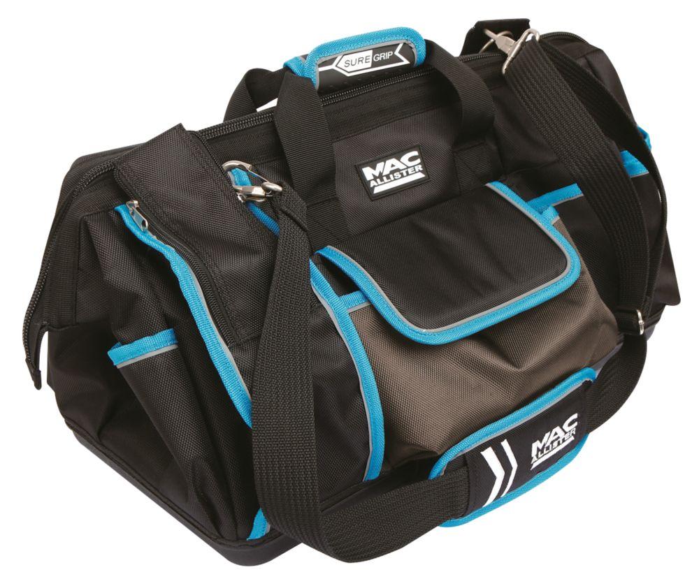 "Mac Allister  Hard Base Tool Bag 20"""