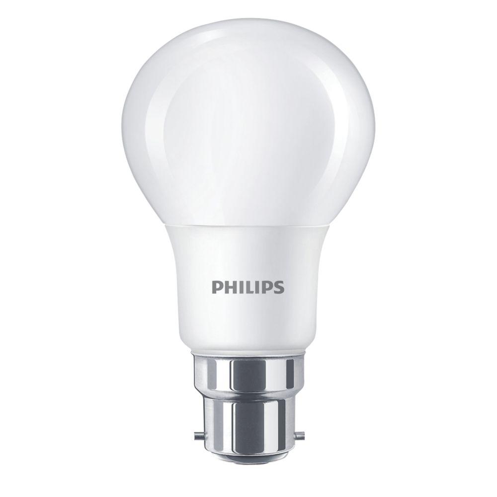 Philips  BC GLS LED Light Bulb 806lm 8W