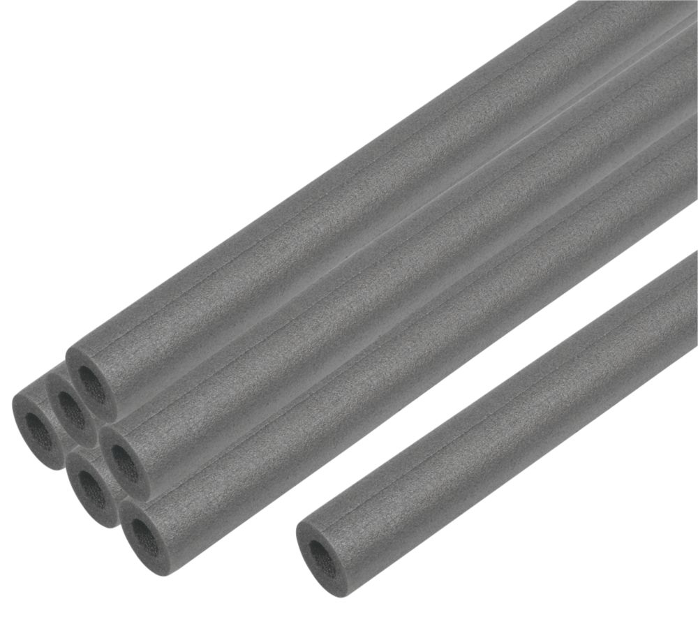 Economy Pipe Insulation 22 x 13mm x 1m 45 Pack