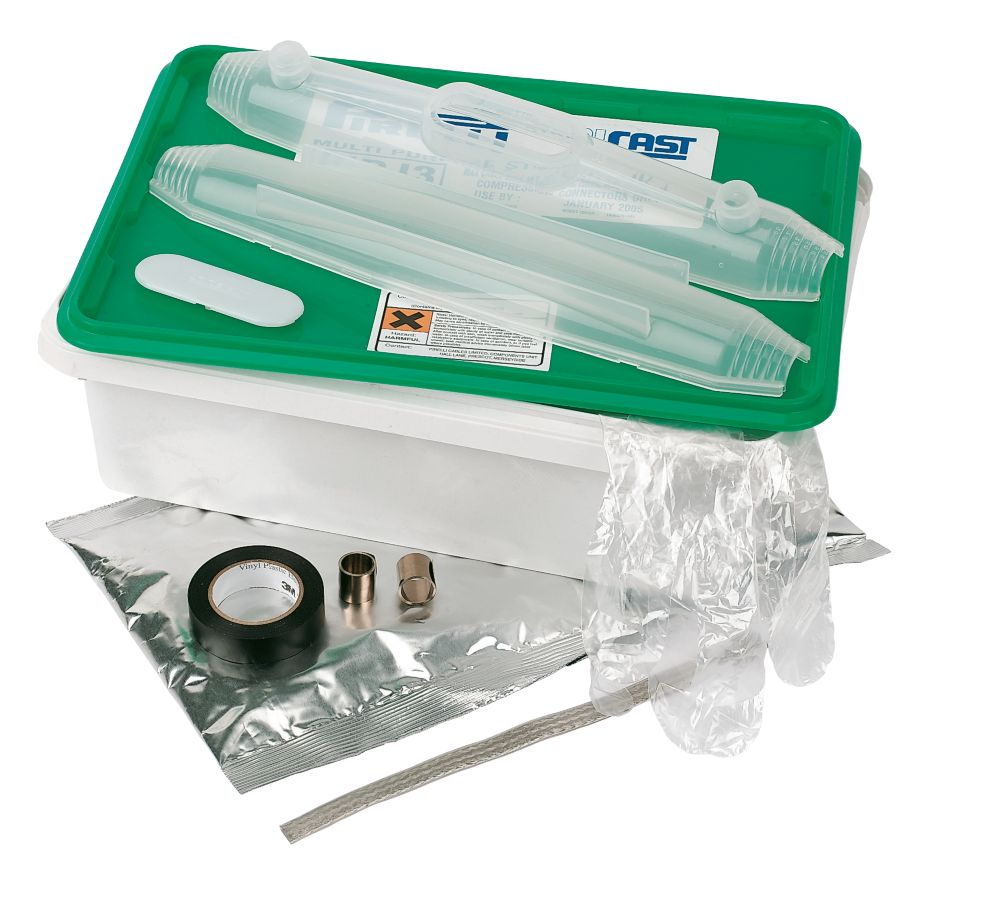 Prysmian PUJ25CC 25mm² Resin Joint Kit 4-Core Max
