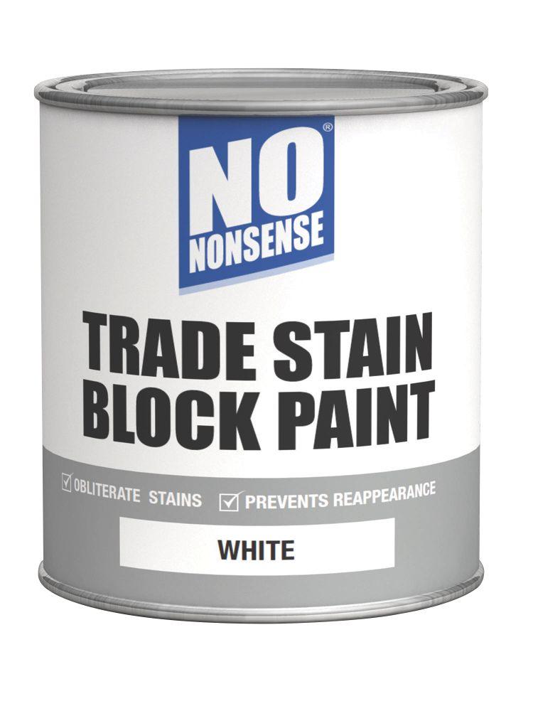 No Nonsense Stain Block White 750ml