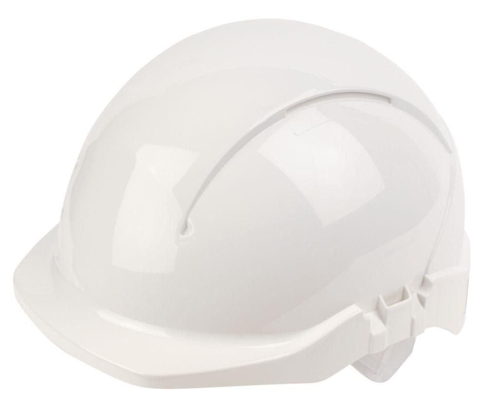 Centurion Concept Reduced Peak Safety Helmet White