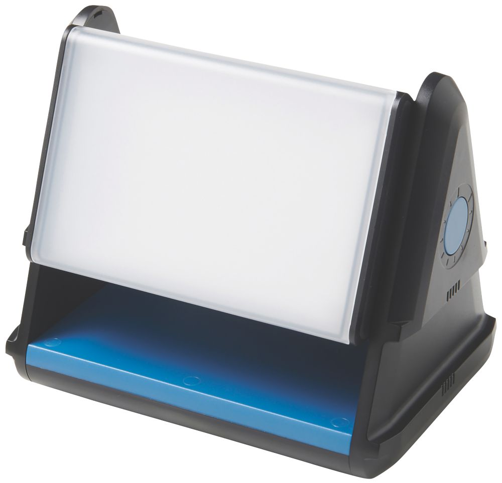 Erbauer LED Rechargable Work Light 10W 7.4V