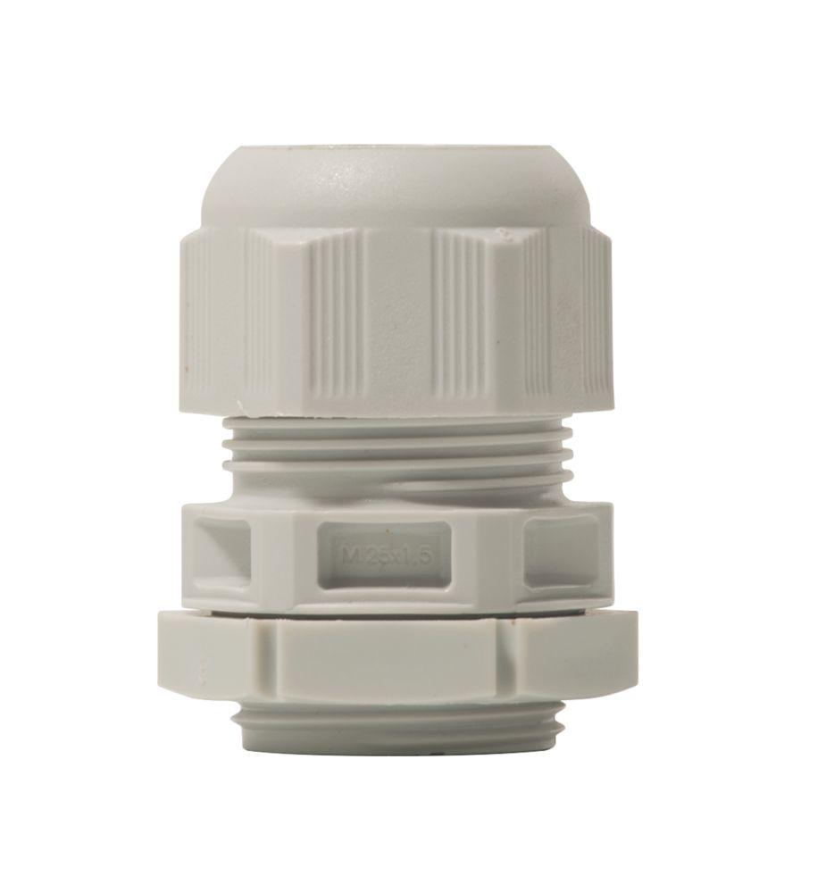 British General Plastic Gland Kit 2 x 2.5mm² Flat Cable