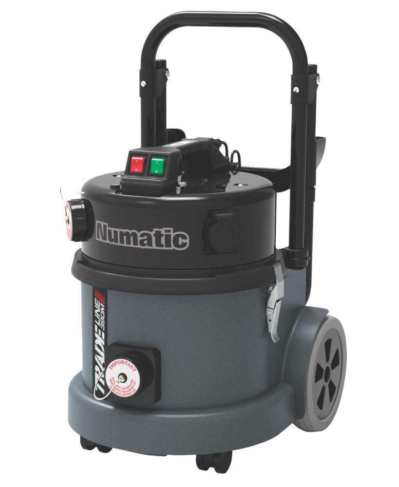 Numatic TEM390A 620W 18Ltr Dry Heavy Duty Vacuum 230V