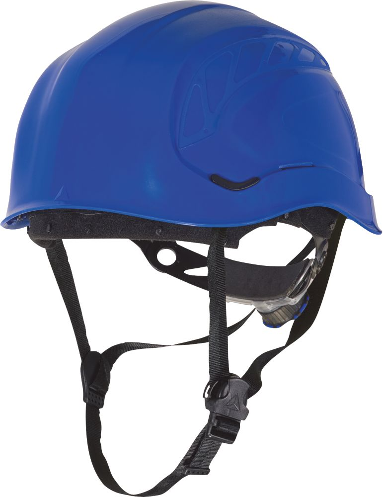 Delta Plus Granite Peak Premium Heightsafe Safety Helmet Blue
