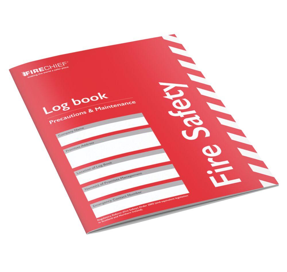 Firechief  Fire Safety Log Book
