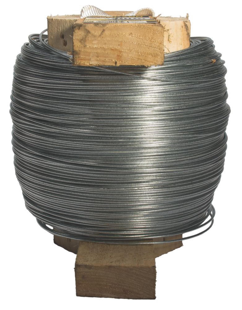 Tornado 2.5mm High Tensile Coiled Wire 650m