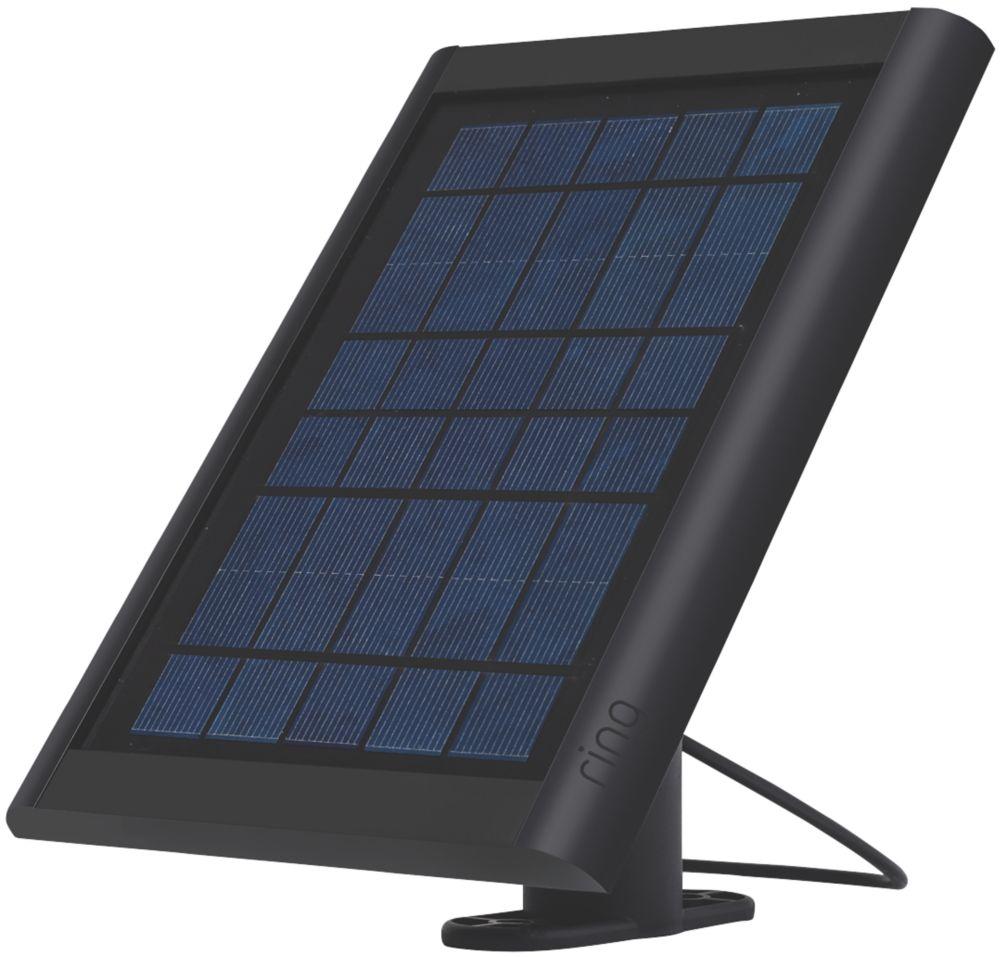 Ring Charging Solar Panel Black 2.2W 5.2V DC
