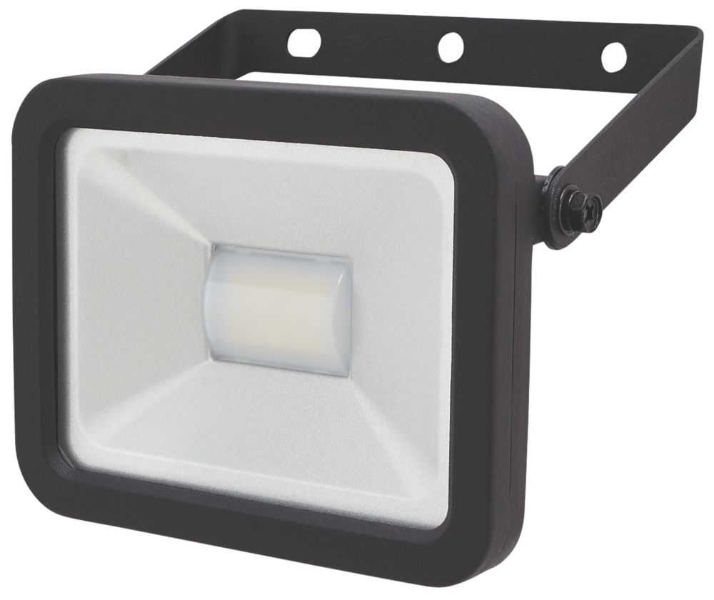 LAP  LED Floodlight 10W Black Daylight