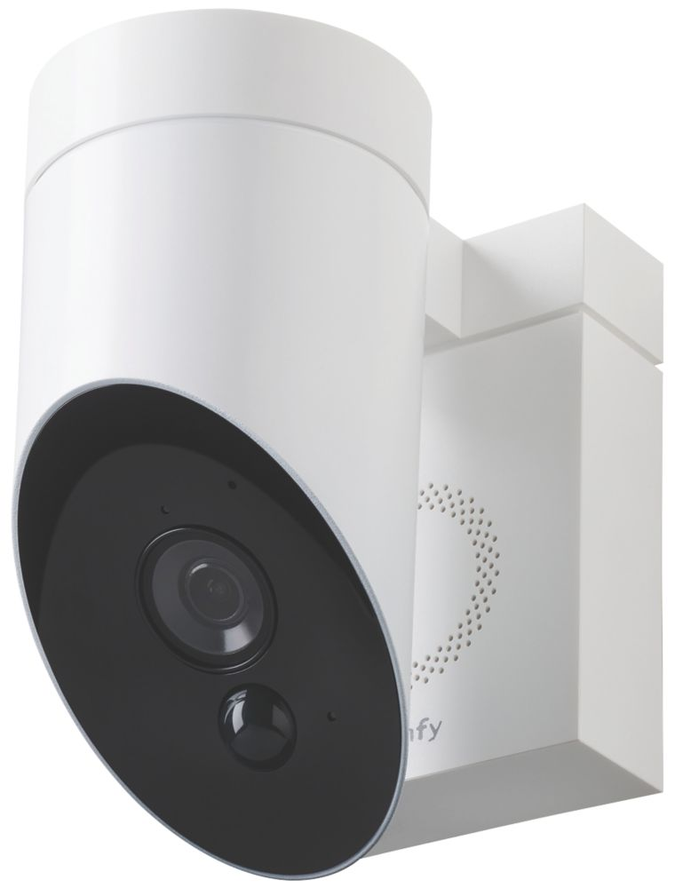 Somfy Somfy Outdoor Camera Outdoor HD IP Camera White