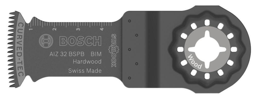 Bosch Hardwood Plunge Cutting Blade 32mm