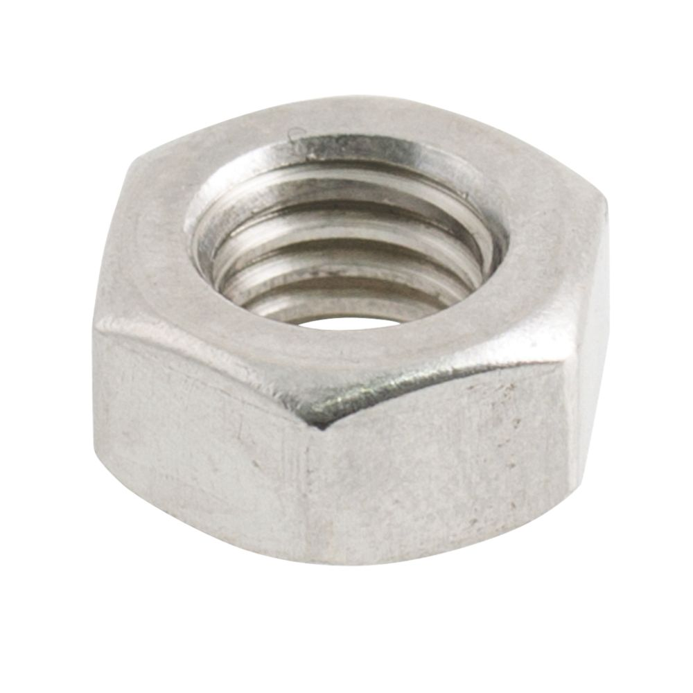 Easyfix A2 Stainless Steel Hex Nuts M8 100 Pack