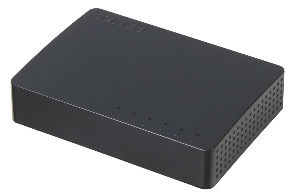 Tenda SG105 5-Port Network Switch Black
