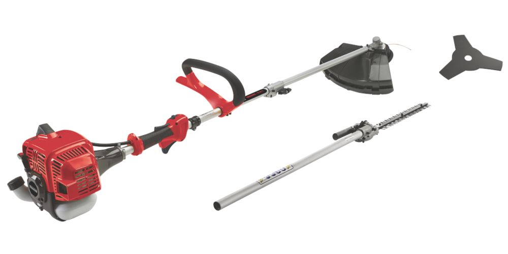 Mountfield 287120123/M16 25.4cc Petrol 3-in-1 Multi-Tool