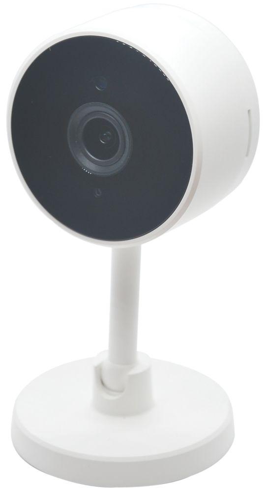 TCP WCAPIRW1080P Smart Camera White
