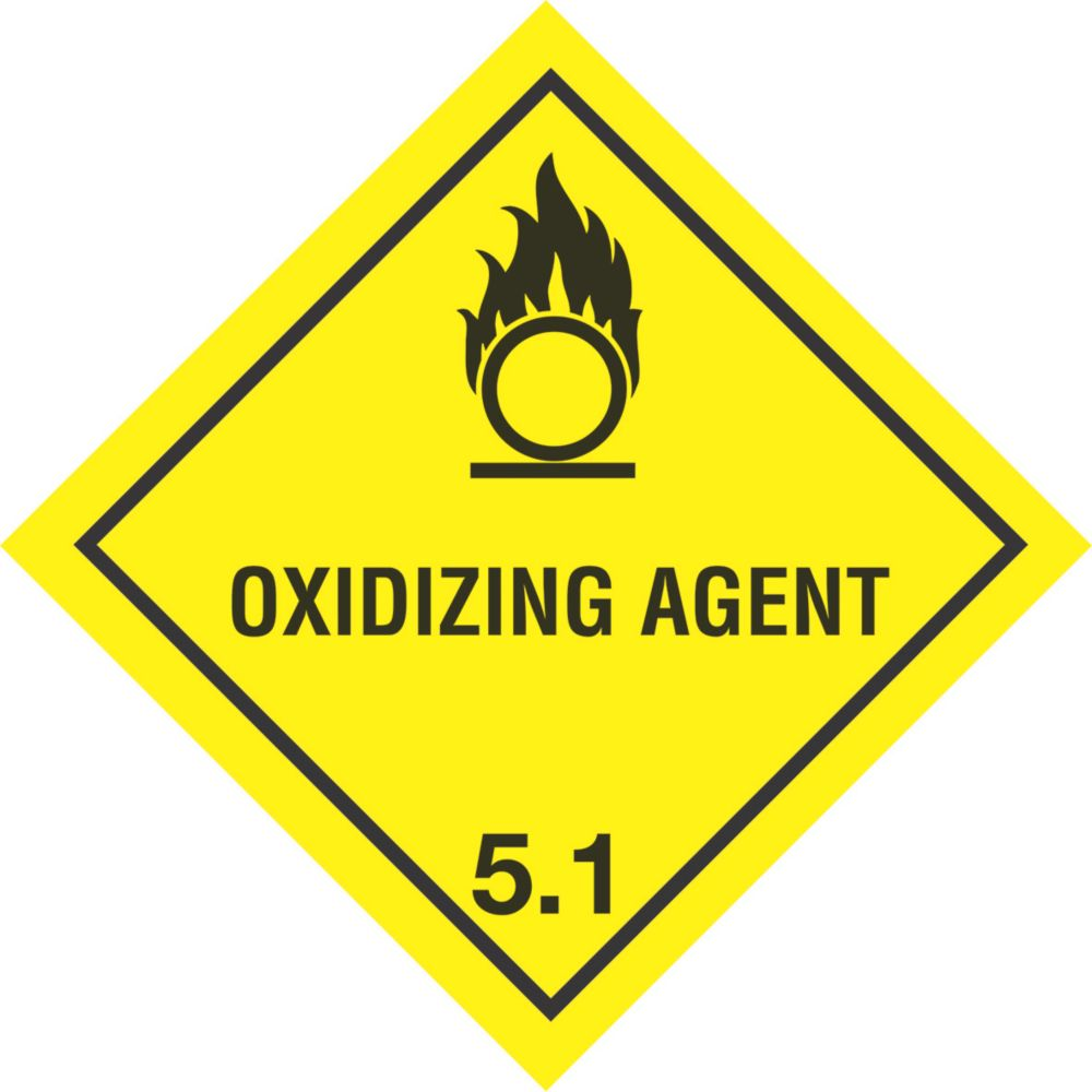 """Oxidising Agent"" Diamond 100 x 100mm"