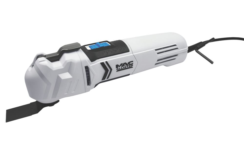 Mac Allister MSMT300QC 300W  Electric Multi-Tool 220-240V