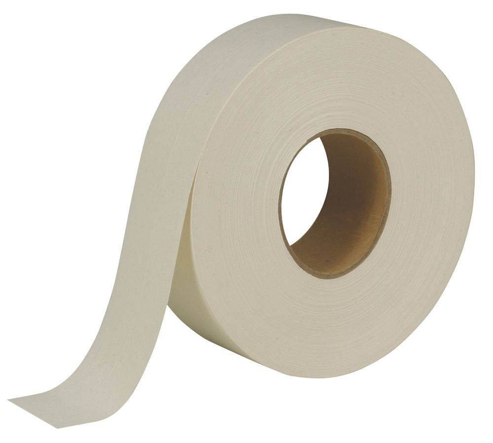 Diall Paper Jointing Tape White 90m x 50mm