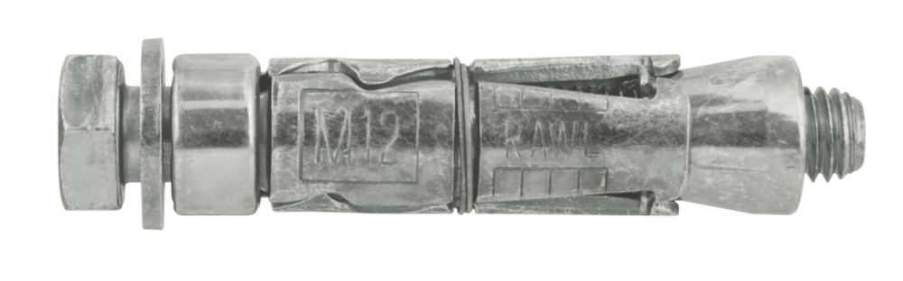 Rawlplug RawlBolts M8 x 65mm 5 Pack