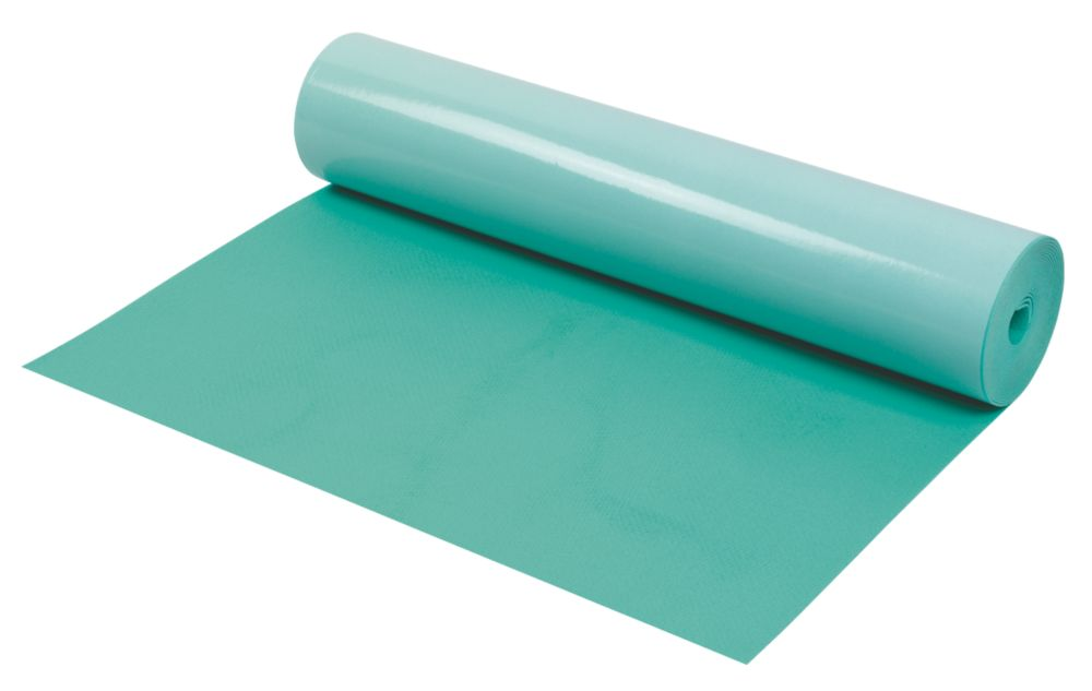 Acoustalay Adhesive Backed Foam Underlay 3mm 10m² 10m²