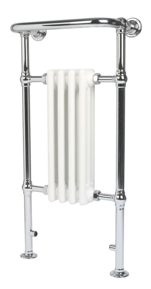 AF-IE16002 Bathroom Radiator 952 x 479mm Chrome 1102BTU