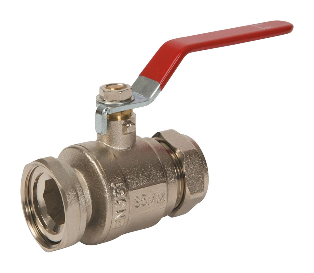"""Lever-Operated Pump Valves 35mm x 1½"""" 2 Pack"""