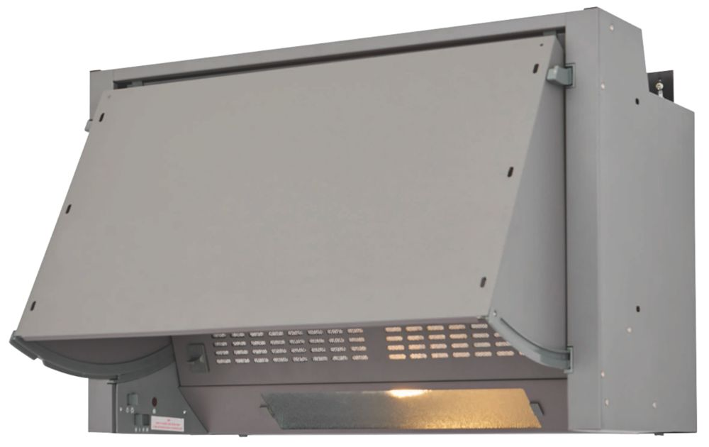 CLIHS60 Integrated Cooker Hood 600mm Grey
