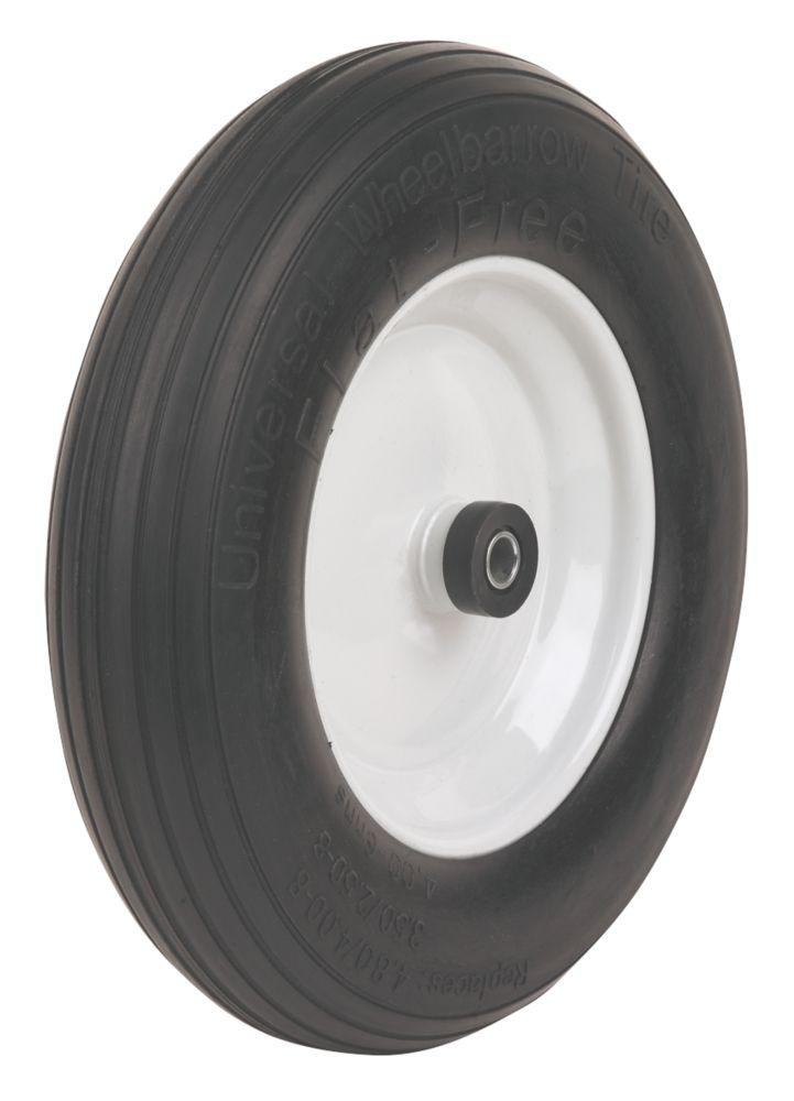 Select Flat-Free Wheelbarrow Wheel 364mm