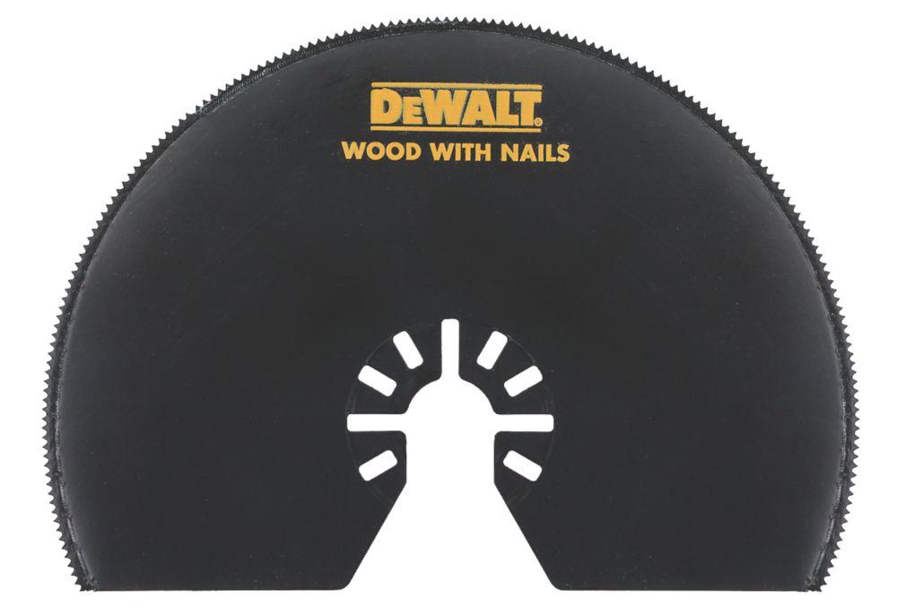 DeWalt Wood/Metal/Plastic Segmented Cutting Blade 103mm