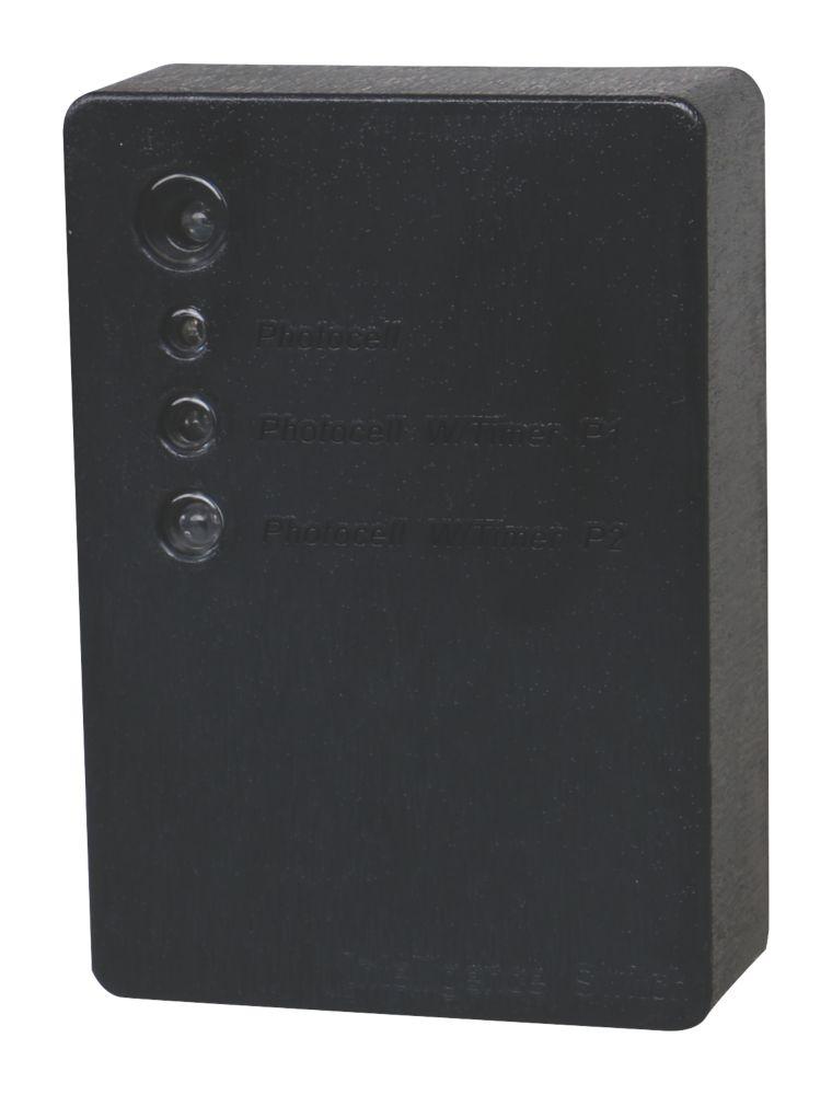 LAP Black Photocell Sensor