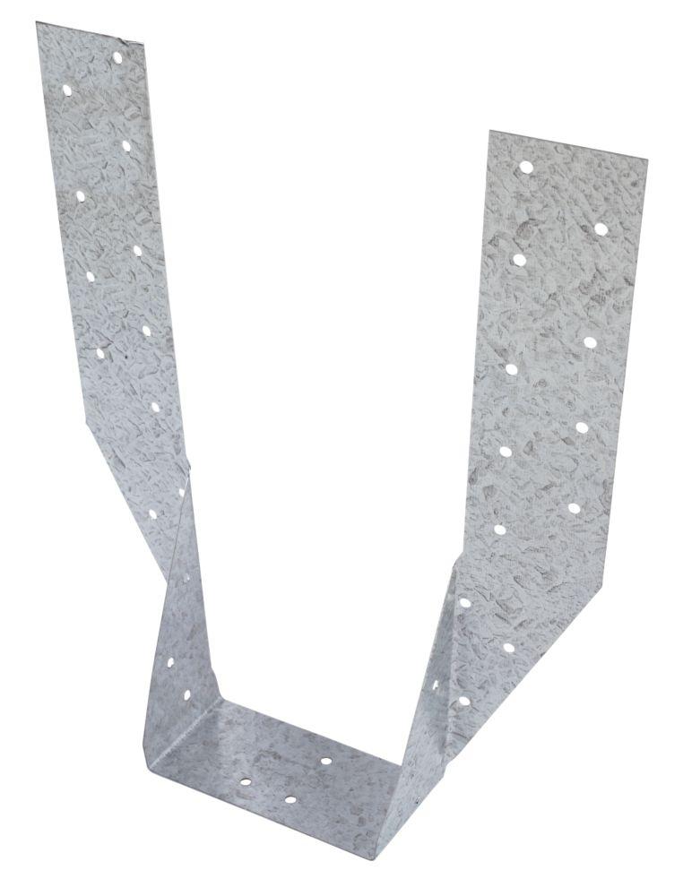 Sabrefix Galvanised Jiffy Hanger 100 x 250mm 10 Pack