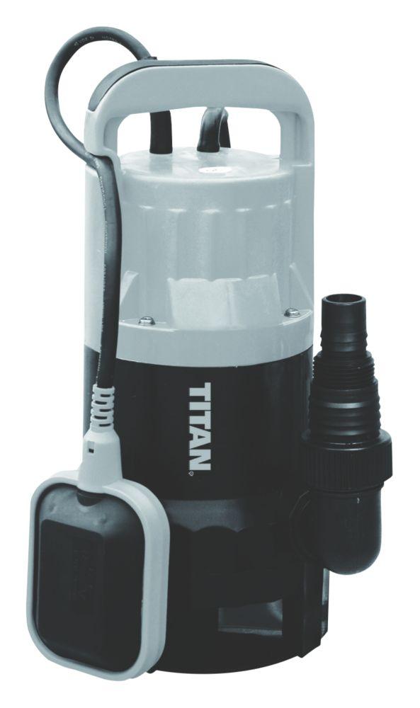 Titan TTB583PMP 400W Mains-Powered Dirty Water Pump
