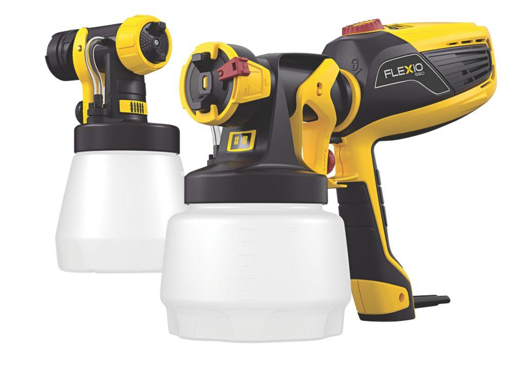 Wagner W590 630W Electric Paint Sprayer 220-240V