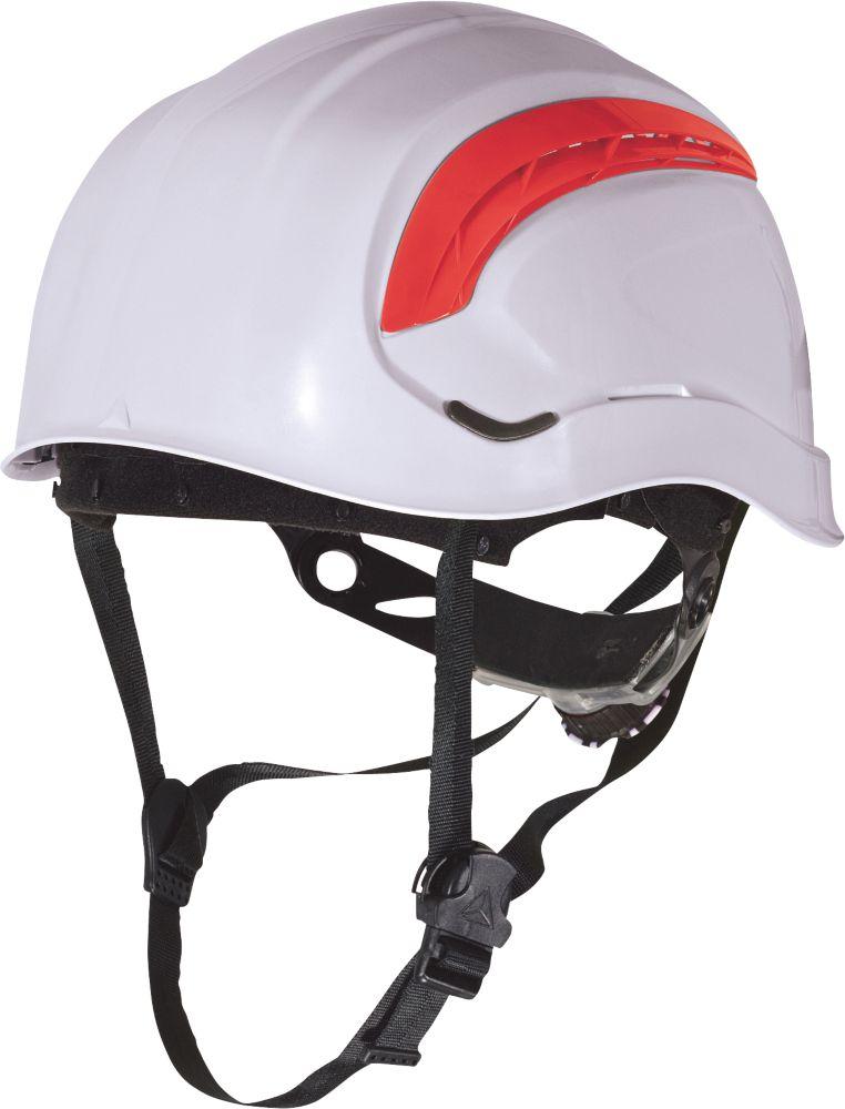 Delta Plus Granite Wind Premium Heightsafe Safety Helmet White