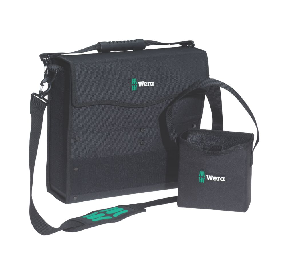 Wera 2GO 2 Portable Tool Carrying System  3 Pack