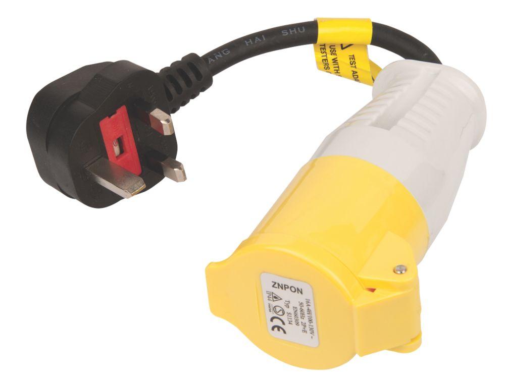 Seaward 110V / 230V Adaptor