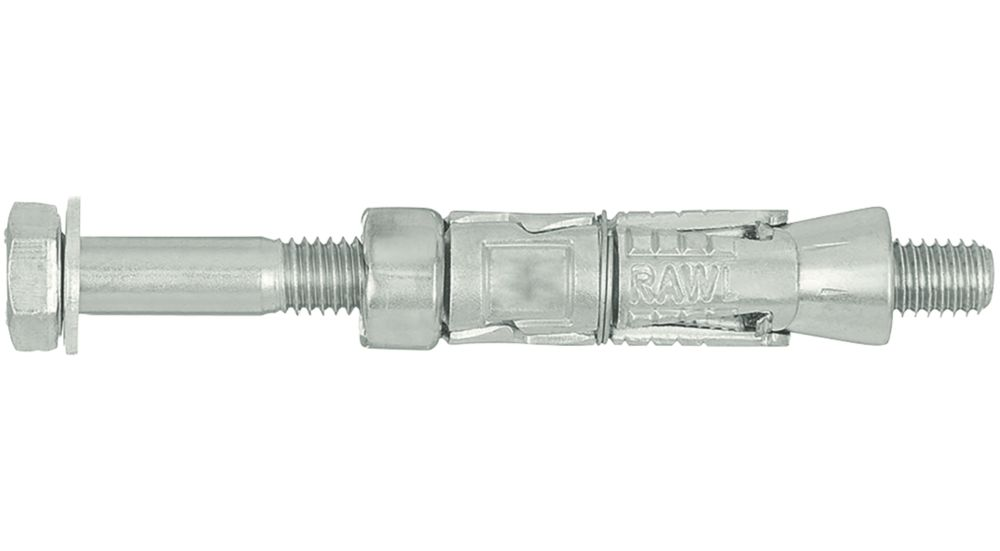 Rawlplug Rawlbolt M16 x 180mm 10 Pack