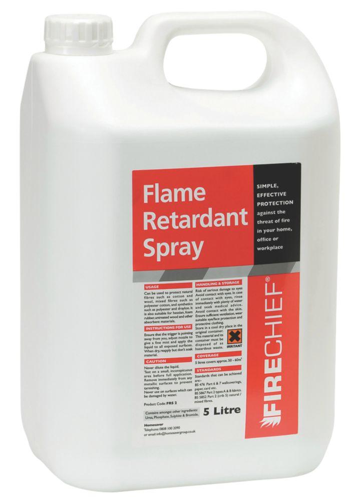 Firechief Fire-Retardant Spray 5Ltr