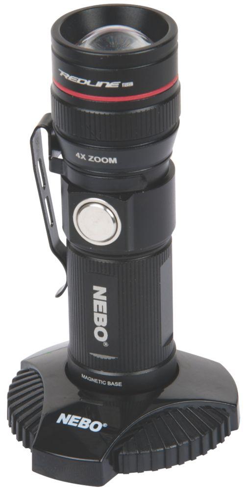 Nebo NE6392 Redline RC LED Torch Integrated Li-Ion