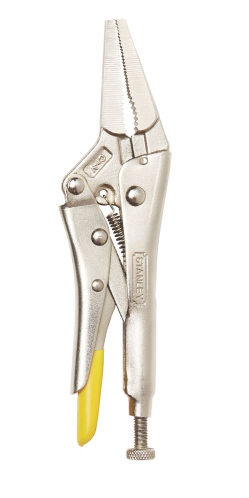 "Stanley Locking Pliers 7"" (170mm)"