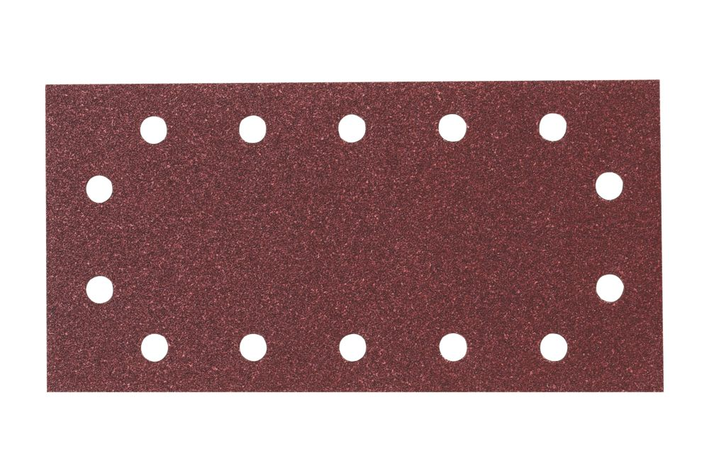 Makita Orbital ½ Sanding Sheets Punched 280 x 115mm 40 Grit 10 Pack