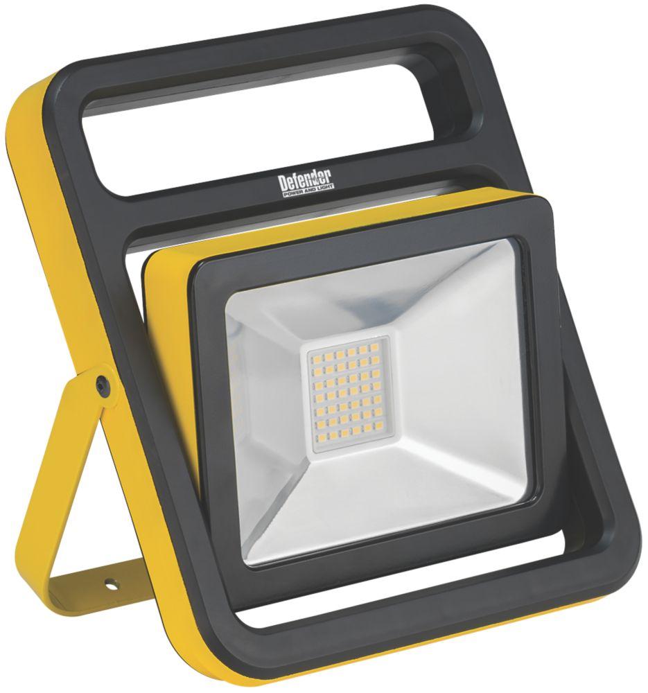 Defender  Slimline LED Work Light 20W 110V