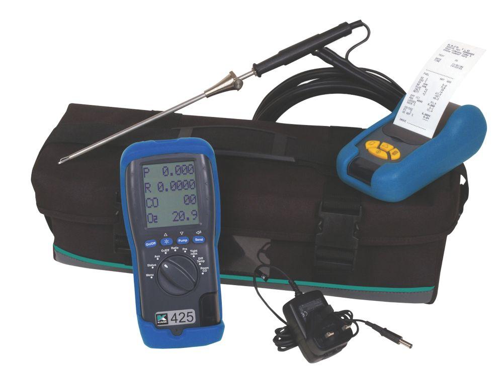 Kane 425 Boiler Flue Gas Analyser Kit