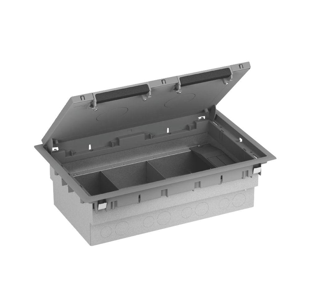 Schneider Electric 3 Compartments Floorbox