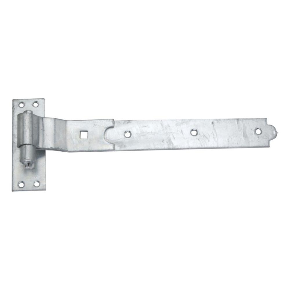 Smith & Locke  Gate Hinge Cranked Hook & Band 44 x 457 x 165mm