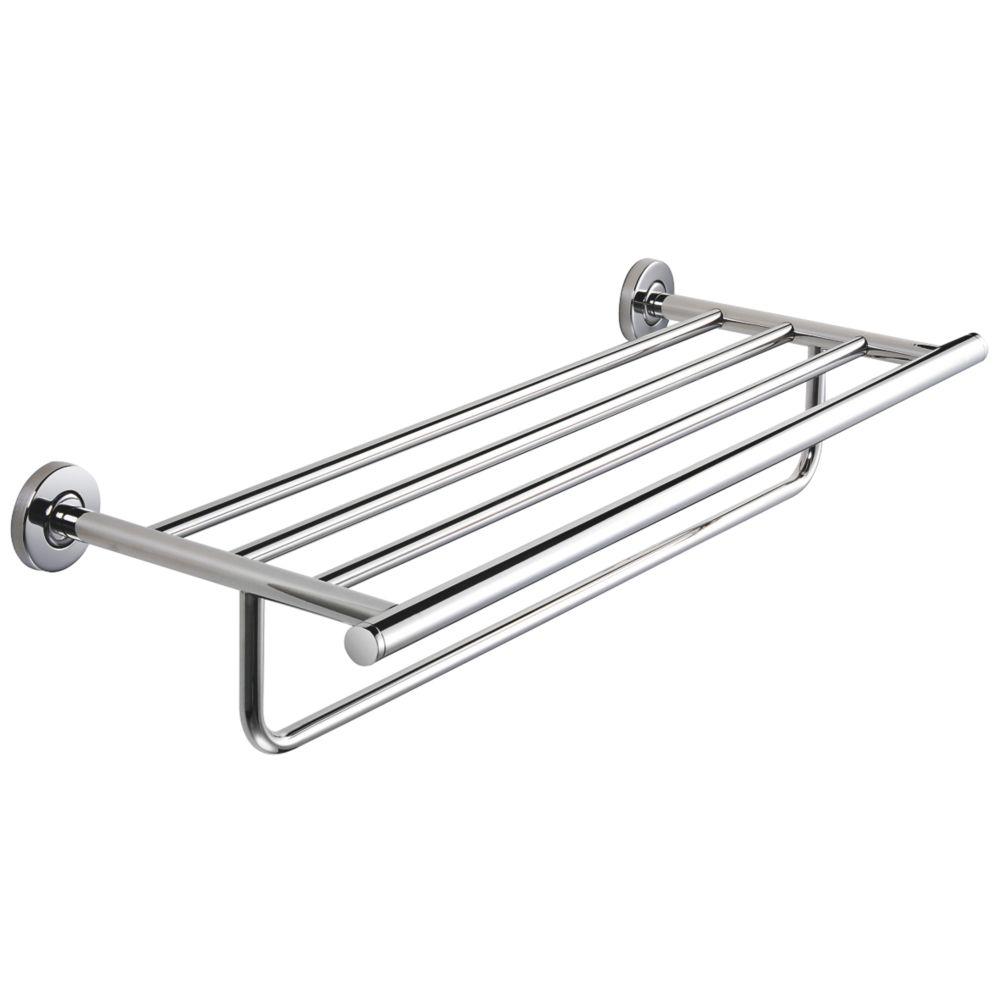 Franke Medius Towel Rail Shelf Chrome 600 x 220 x 120mm