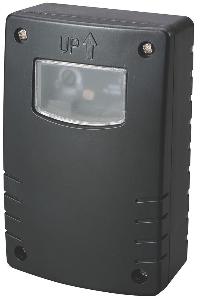 Zinc Black Photocell Sensor